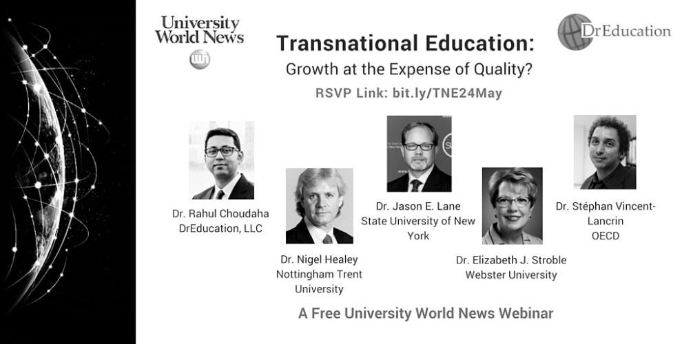 Transnational Education Webinar
