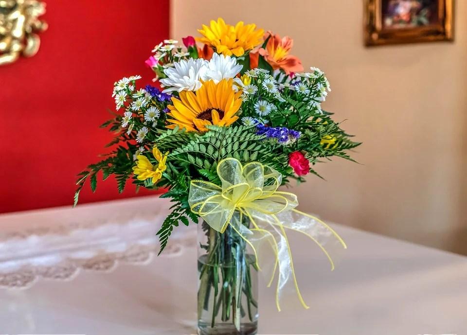 7 arreglos florales para eventos especiales - Arreglos Florales Bonitos