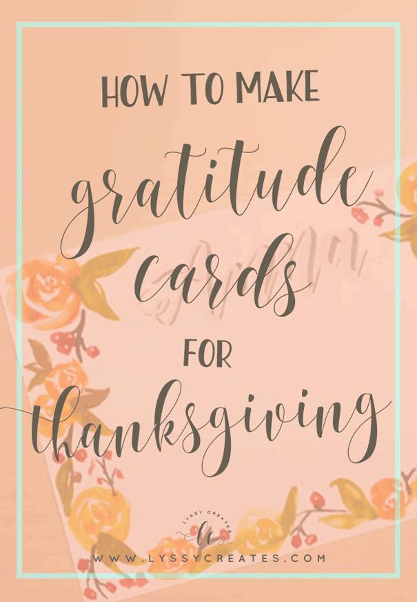 gratitude cards thanksgiving