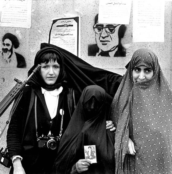 Christine Spengler_Irán, 1979