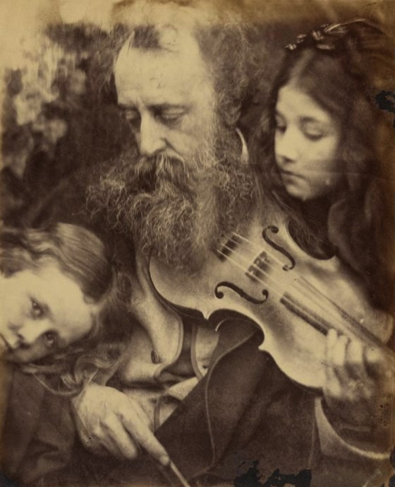 Julia Margaret Cameron, Whisper of the Muse, 1865