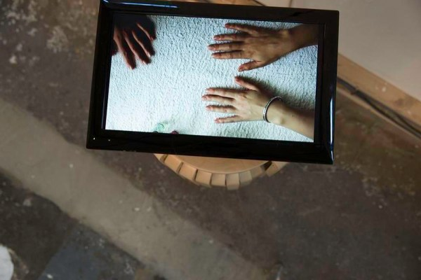 Lucy Vann, Sorry I_m Giving You a Sensual Hand Massage, 2015 copia