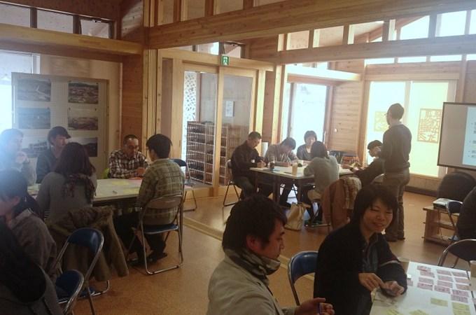 """第二のふるさとカフェin南三陸 """"Open Talking Cafe"""""""