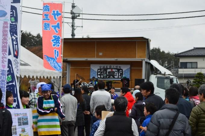 【11月29日】 志津川湾鮭・いくらまつり福興市