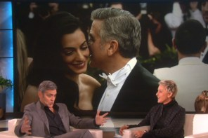 George Clooney Tells the Adorable Story of His Extremely Awkward Proposal to Amal