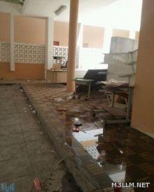 طالبات ابتدائية بالطائف يتبولن داخل فصولهن بسبب أعمال الصيانة