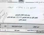 حرمان طالب جامعي من الامتحانات لتغيبه عن الحضور بسبب سفره ووفاته في سوريا