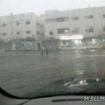 تعليق الدراسة في جميع مدارس منطقة تبوك بسبب هطول أمطار غزيرة عليها