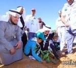 تعليم المجمعة يكرم المساهمين في المشروع الكشفي لنظافة البيئة