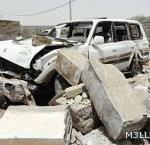 الحرث: وفاة طالب وإصابة عشرة آخرين في حادث