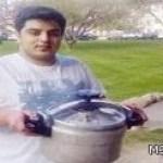 مكتب التحقيقات الفيدرالية يفتش منزل مبتعث سعودي ويستجوبه بسبب قدر ضغط