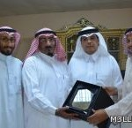 نادي جيل المستقبل يكرمون الإعلامي القدير خالد شريفي