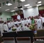 ختام دورة المرشدين الصحيين الثالثة في الوحدة الصحية بأبوعريش