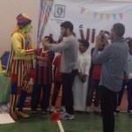 ملتقى المرح الأول بمدرسة حماد بن سلمه الابتدائية بالرياض