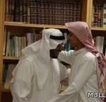 طلاب أبوعبيدة المتوسطة في زيارة لمدرسة الأمير سعود بن جلوي المتوسطة