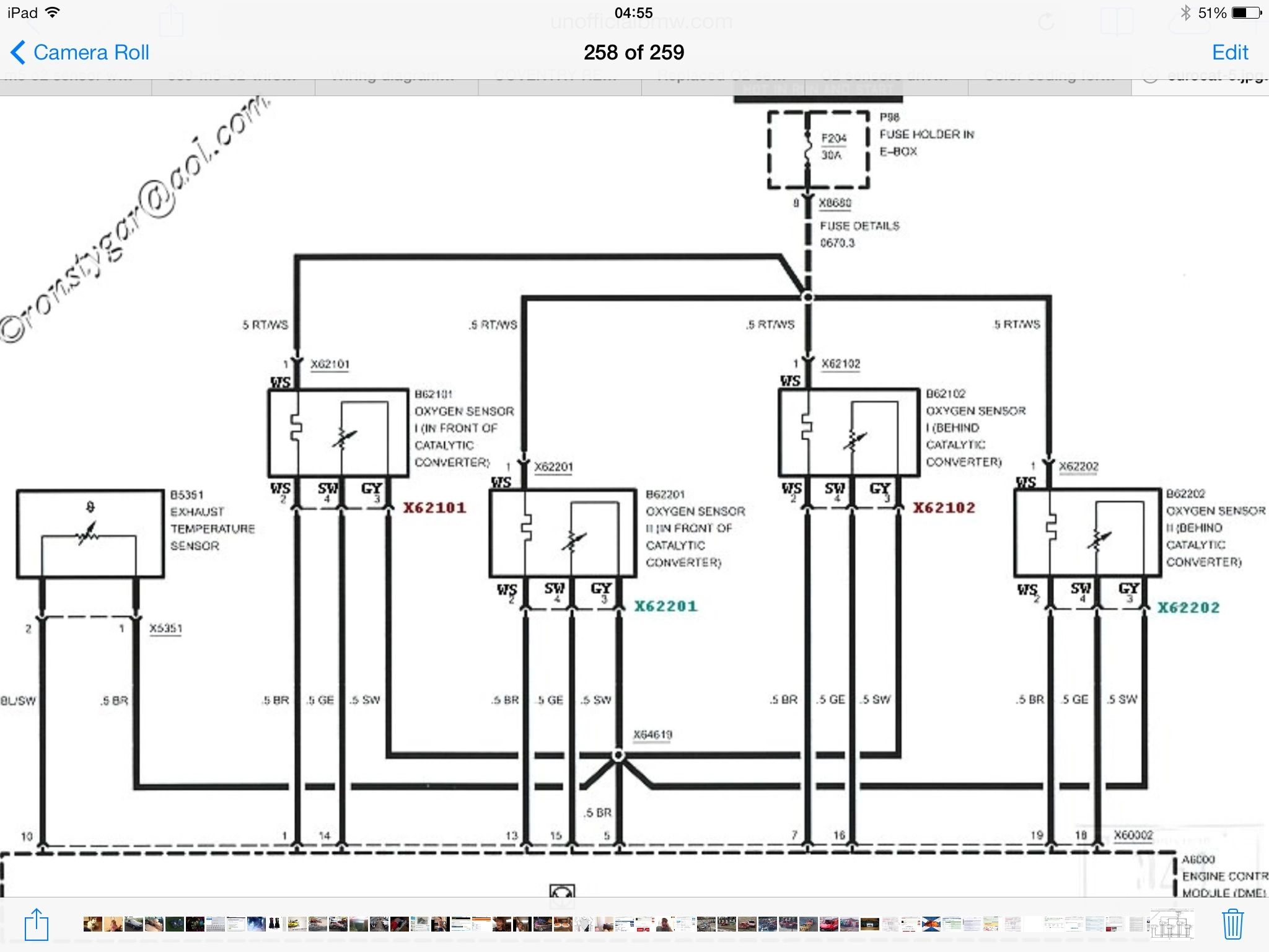 2014 bmw m5 wiring diagrams