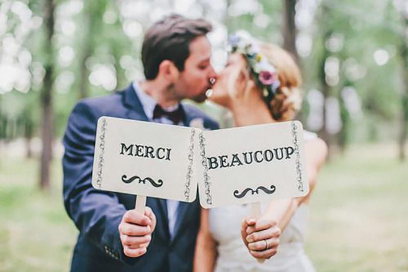 annoncer sa liste de mariage