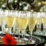 Le champagne au mariage