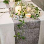 Décoration de mariage : Bougie et bougeoir