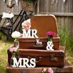 Le mariage vintage à la mode