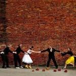Faire des photos de mariage surréalistes