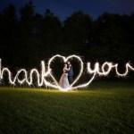 Les formules parfaites pour ses remerciements de mariage
