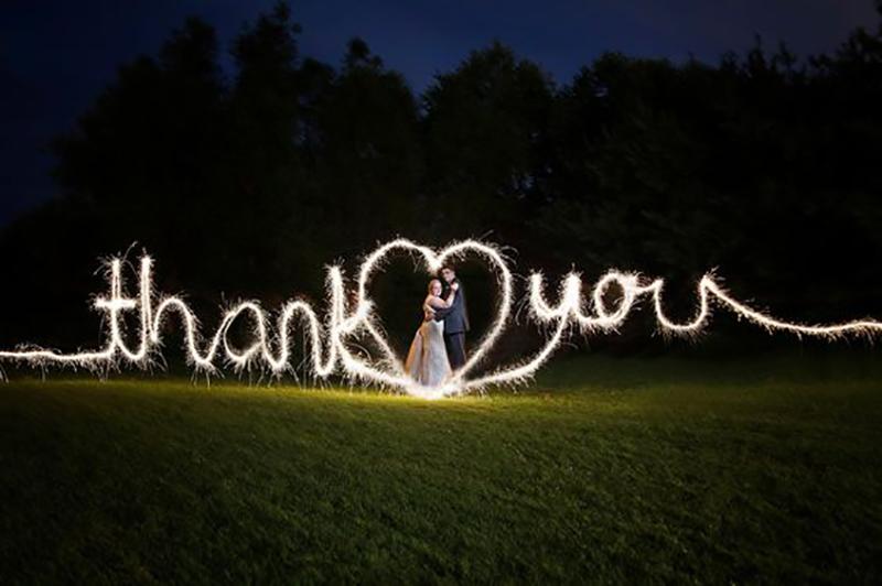 formules de remerciements de mariage