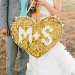 DIY : L'urne de mariage façon Pinata