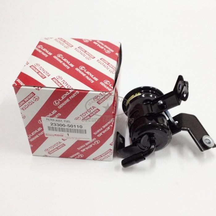 23300-50110 FUEL FILTER for TOYOTA LAND CRUISER 100, LEXUS LX470