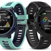 Présentation et test de la montre de sport Garmin Forerunner 735XT