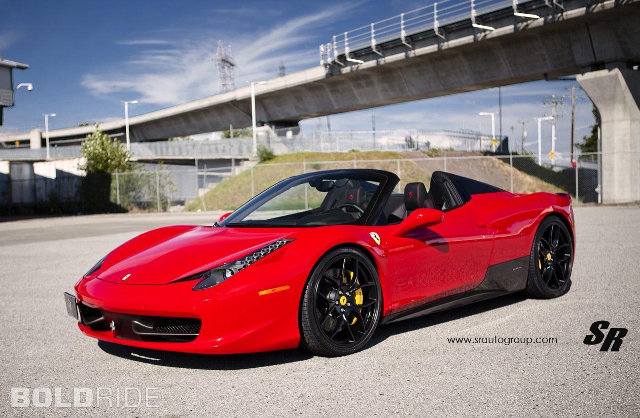 Ferrari 458 Italia Wallpaper Hd Ferrari 458 Spider Ma Voiture