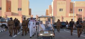 """""""الإسكان"""" تواصل توزيع الـ 100 ألف منتج سكني بتسليم مشروع """"الشنان"""""""