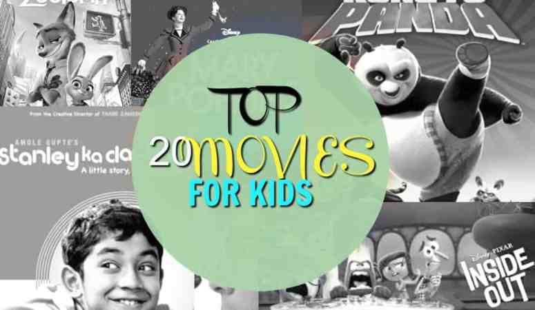20 Must See Movies For Kids