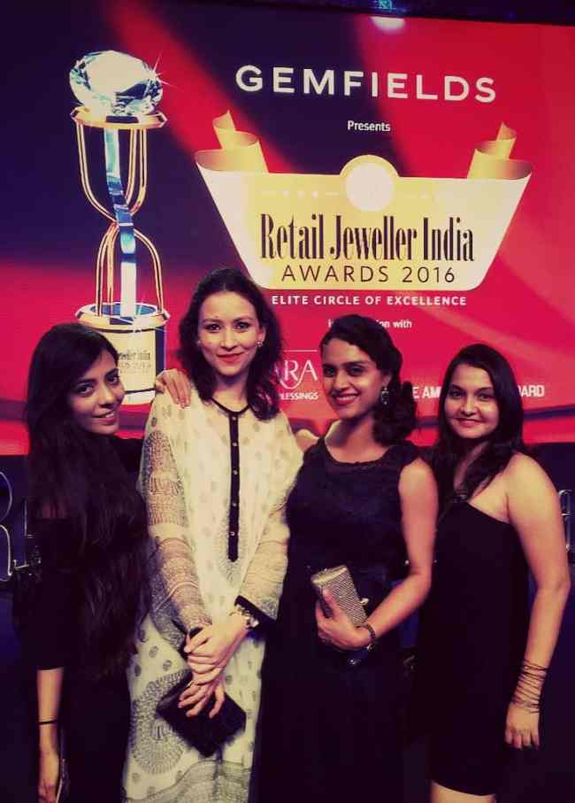 Blogger jury retail India Award