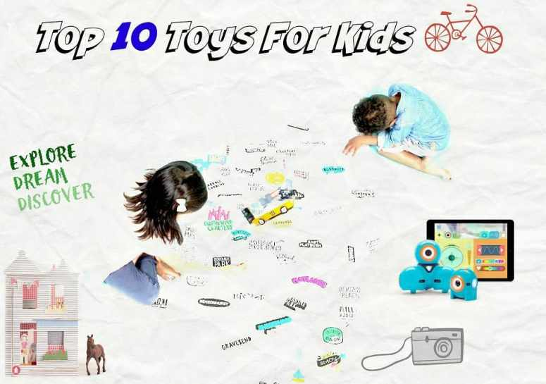 Top 10 toys for kids