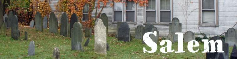 Halloween à Salem