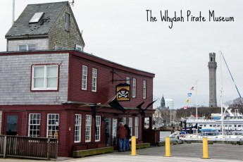 The Wydah pirate museum, Provincetown