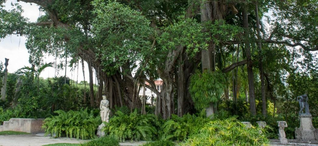 Villa Vizcaya - Coconut Grove - Miami -Floride - jardins 2