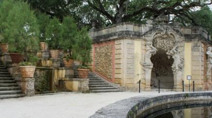 Villa Vizcaya - Coconut Grove - Miami -Floride - jardins 4