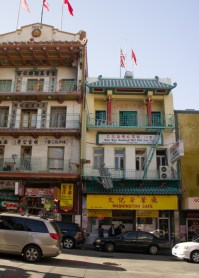 Chinatown - San Francisco - Californie