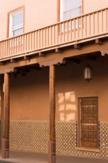 Autour de la plaza - Santa Fe