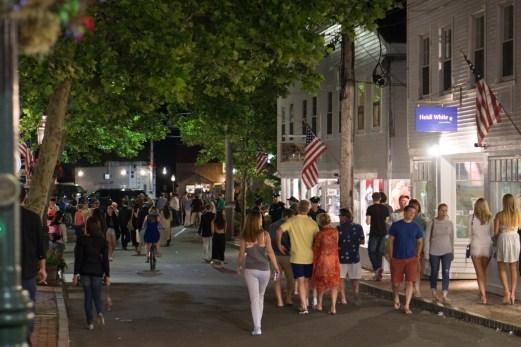 La fête du village - 4 Juillet - Independence Day - Edgartown - Martha's Vineyard