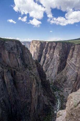 Black Canyon of the Gunnison - National Park - Colorado - road trip Etats-Unis - Big Island 1