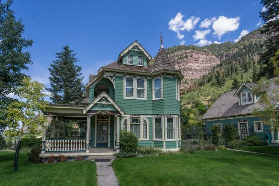 Colorado road trip - Ouray, la suisse de l'Amérique