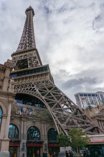 las vegas - Paris - La Tour Eiffel