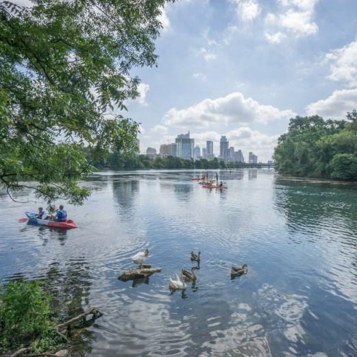 Austin texas-7 vue sur la ville