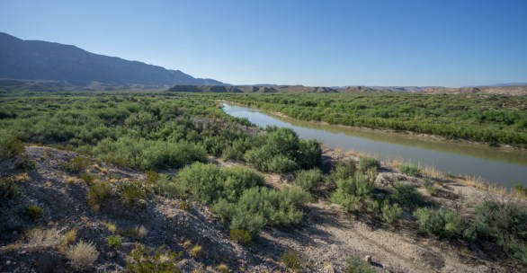 Big Bend Texas - Rio Grande