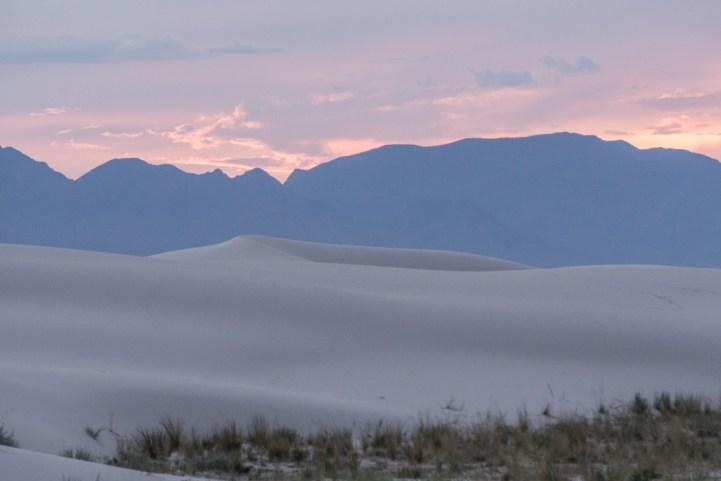 White sands dune nouveau mexique-2