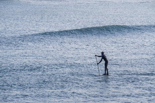 Stand up paddle board - Boston Cote Atlantique ocean-12