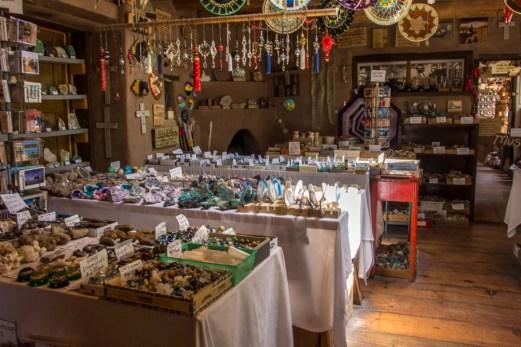 LA route de la turquoise nouveau mexique musee acheter de la turquoise